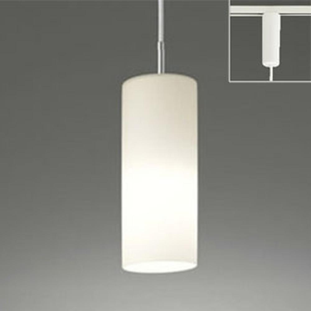 オーデリック LEDペンダントライト ライティングレール取付専用 白熱灯60W相当 電球色~昼光色 調光・調色タイプ Bluetooth®対応 OP034459BC