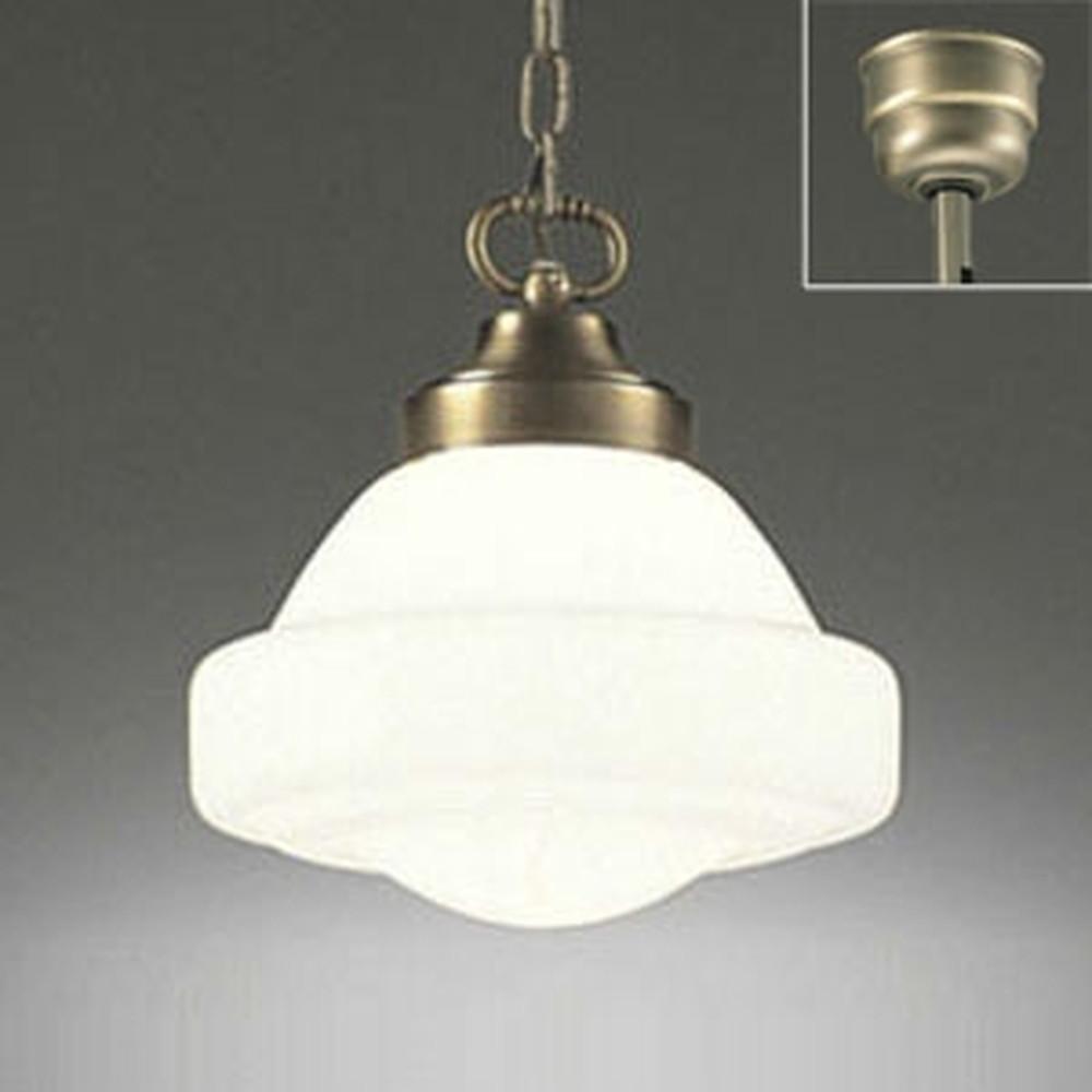 オーデリック LEDペンダントライト 白熱灯60W相当 電球色~昼光色 調光・調色タイプ Bluetooth®対応 OP210570BC
