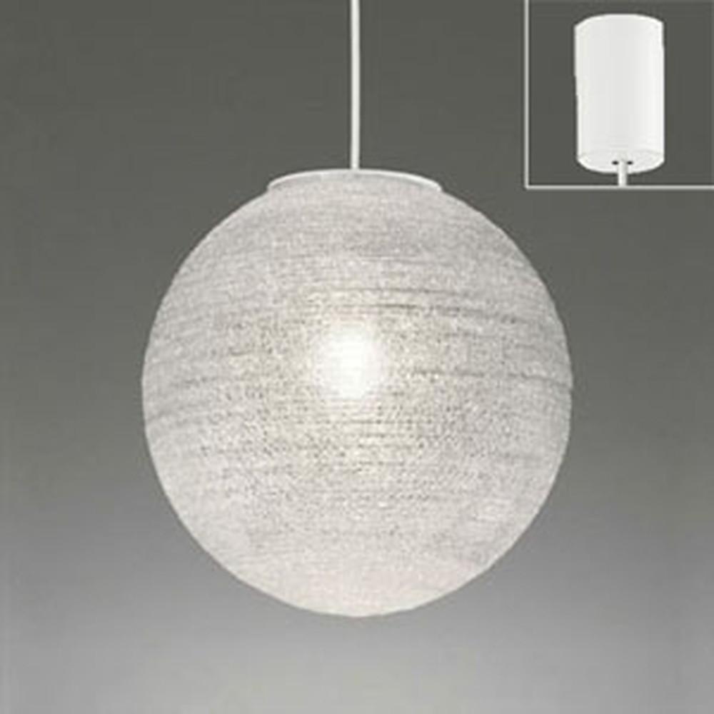 オーデリック LEDペンダントライト 白熱灯40W相当 電球色 調光タイプ OP252274LC