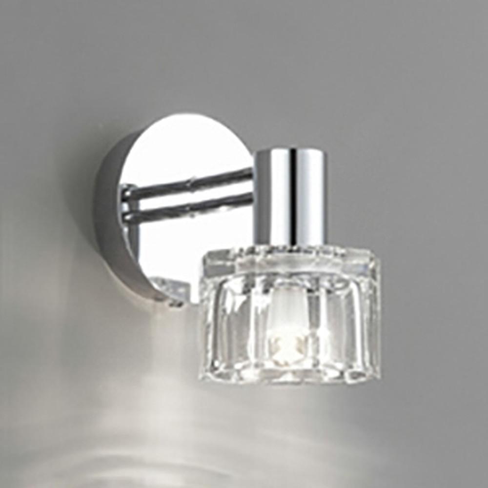 オーデリック LEDブラケットライト 上・下向き取付可能 白熱灯40W相当 電球色 調光タイプ OB255009LC