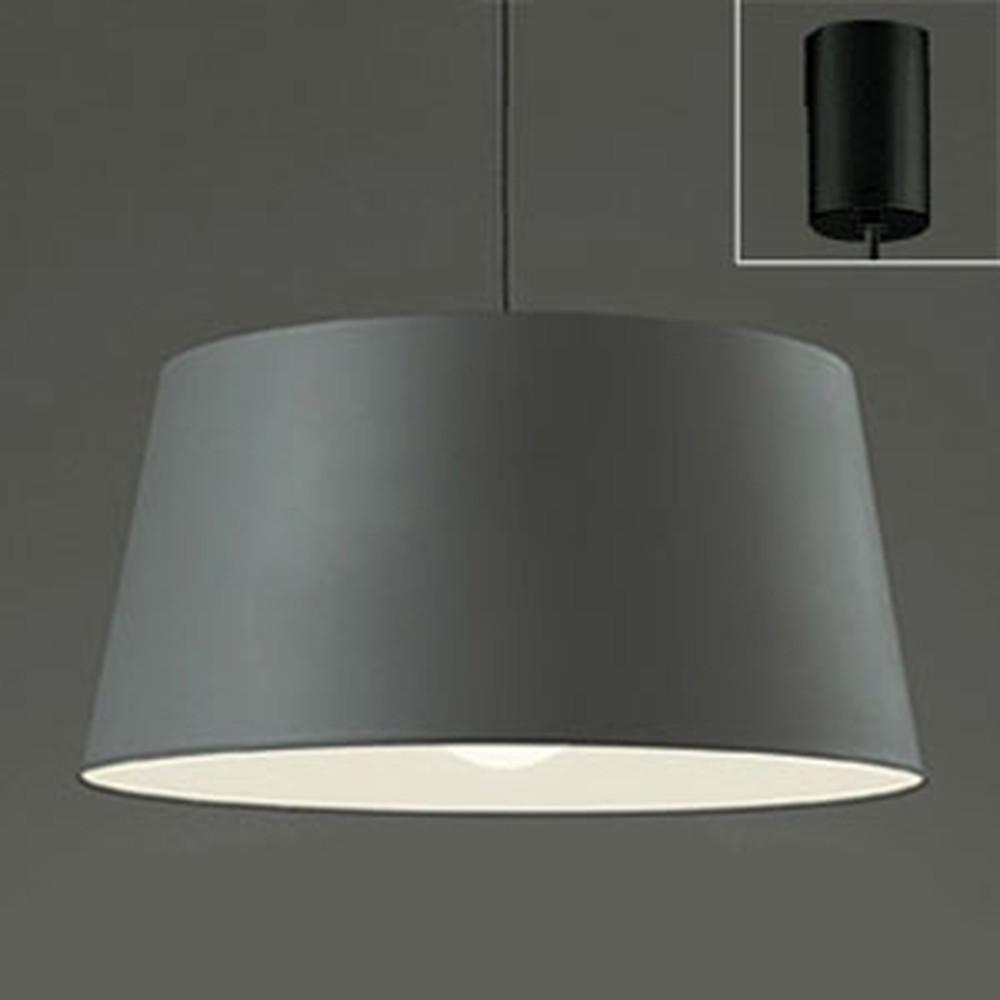 オーデリック LEDペンダントライト 白熱灯100W相当 電球色 チャコールグレー OP252132LD