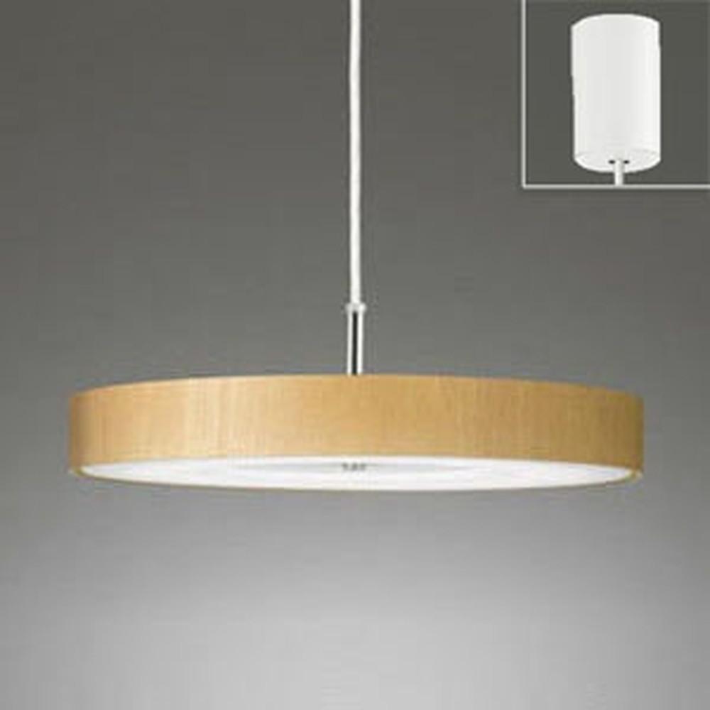 オーデリック LEDペンダントライト 白熱灯180W相当 点灯切替機能付 ナチュラル OP252039