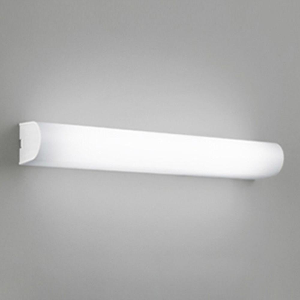 オーデリック LED一体型ブラケットライト 壁面・天井面取付兼用 FL20W相当 昼白色 OB255098