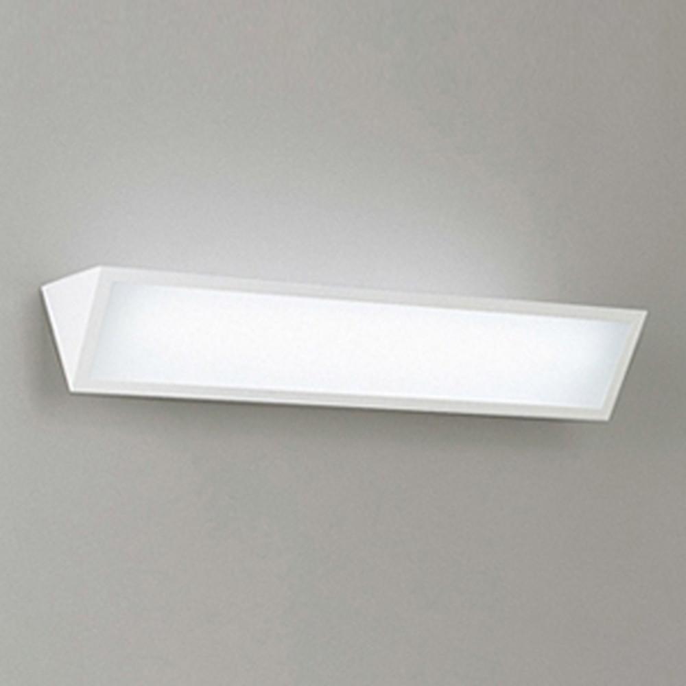 オーデリック LED一体型ブラケットライト FL20W相当 昼白色 OB255101