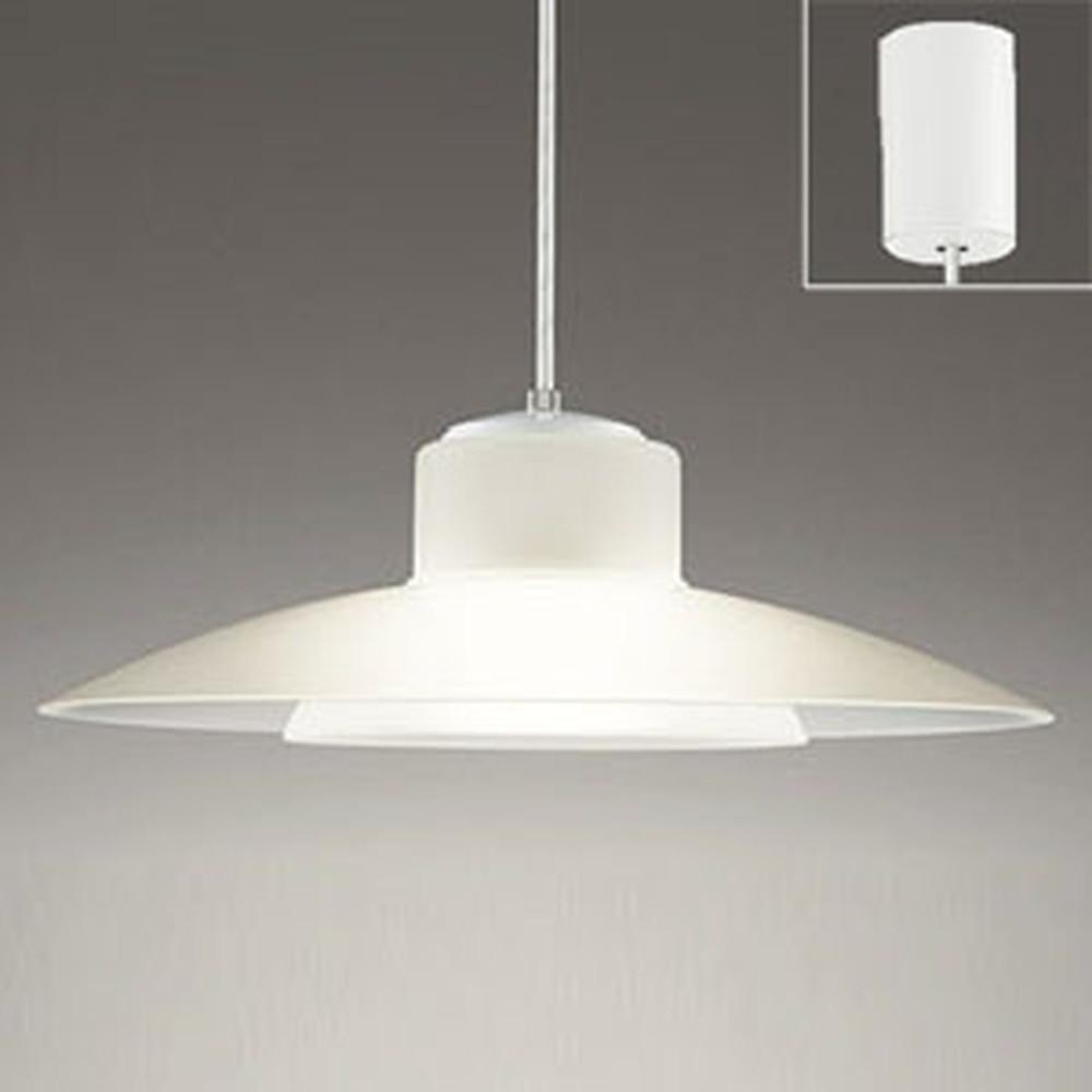オーデリック LEDペンダントライト 白熱灯100W相当 電球色 OP087327LD