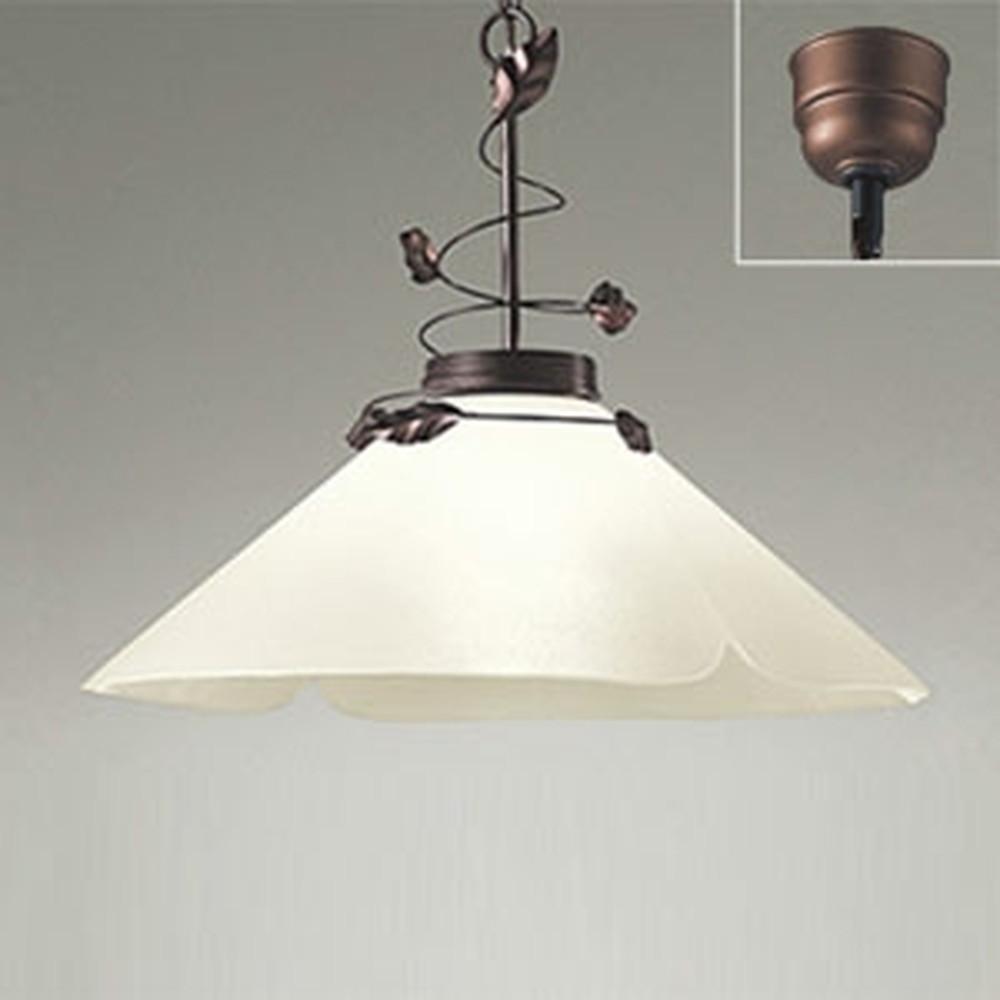 オーデリック LEDペンダントライト 白熱灯100W相当 電球色 OP087390LD
