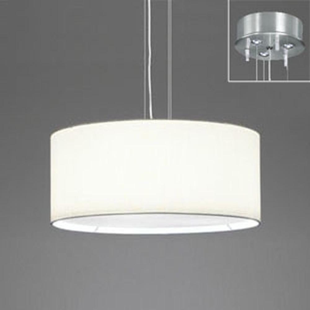 オーデリック LEDペンダントライト 白熱灯100W×3灯相当 電球色 OP087441LD