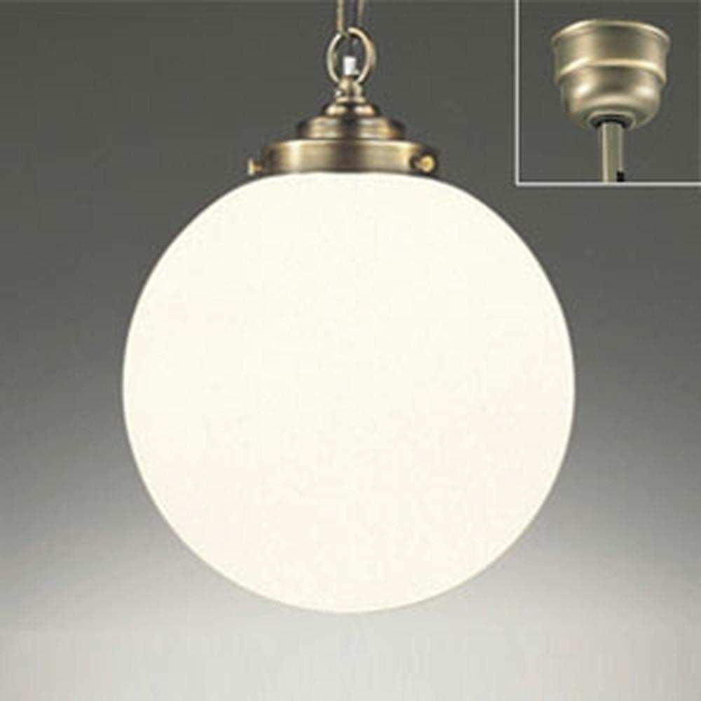 オーデリック LEDペンダントライト 白熱灯100W相当 電球色 光色切替調光タイプ OP210615PC