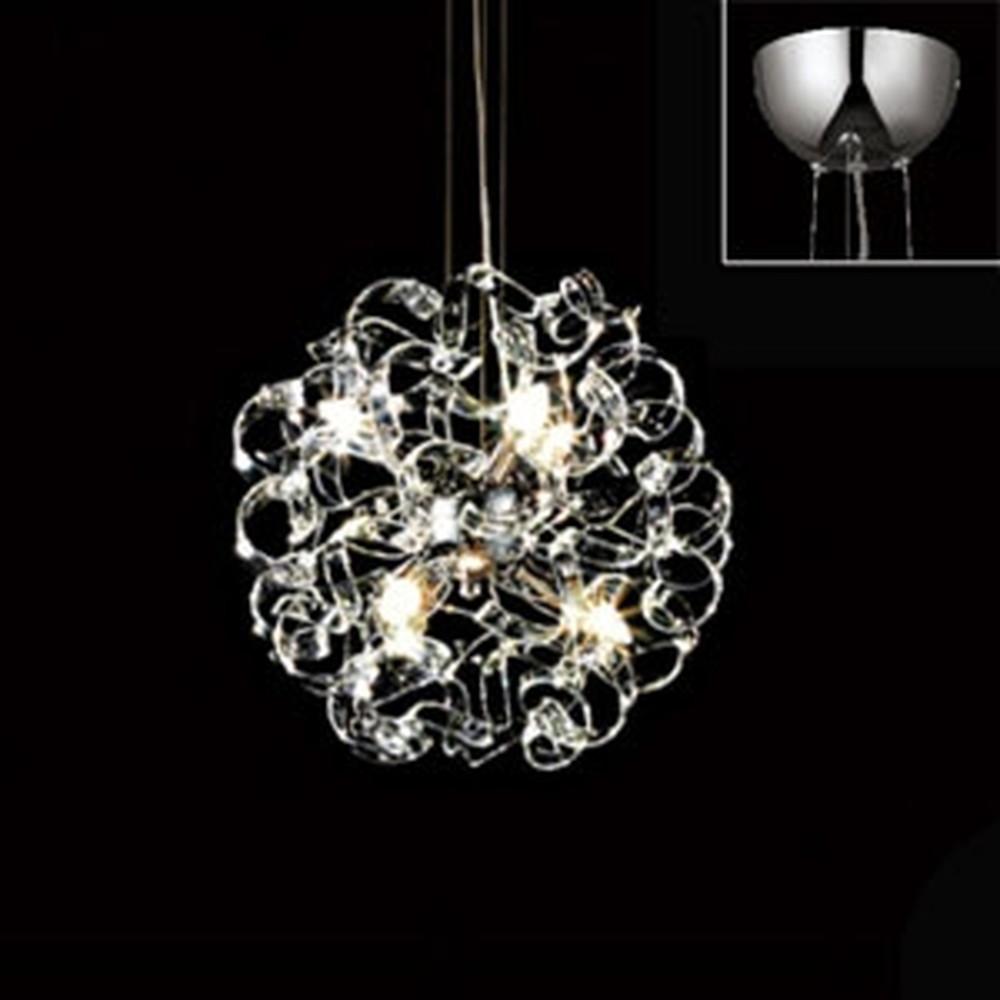 オーデリック LEDシャンデリア 《METAL LUX》 白熱灯40W×6灯相当 電球色 調光タイプ 電動昇降装置対応 OC257005LC
