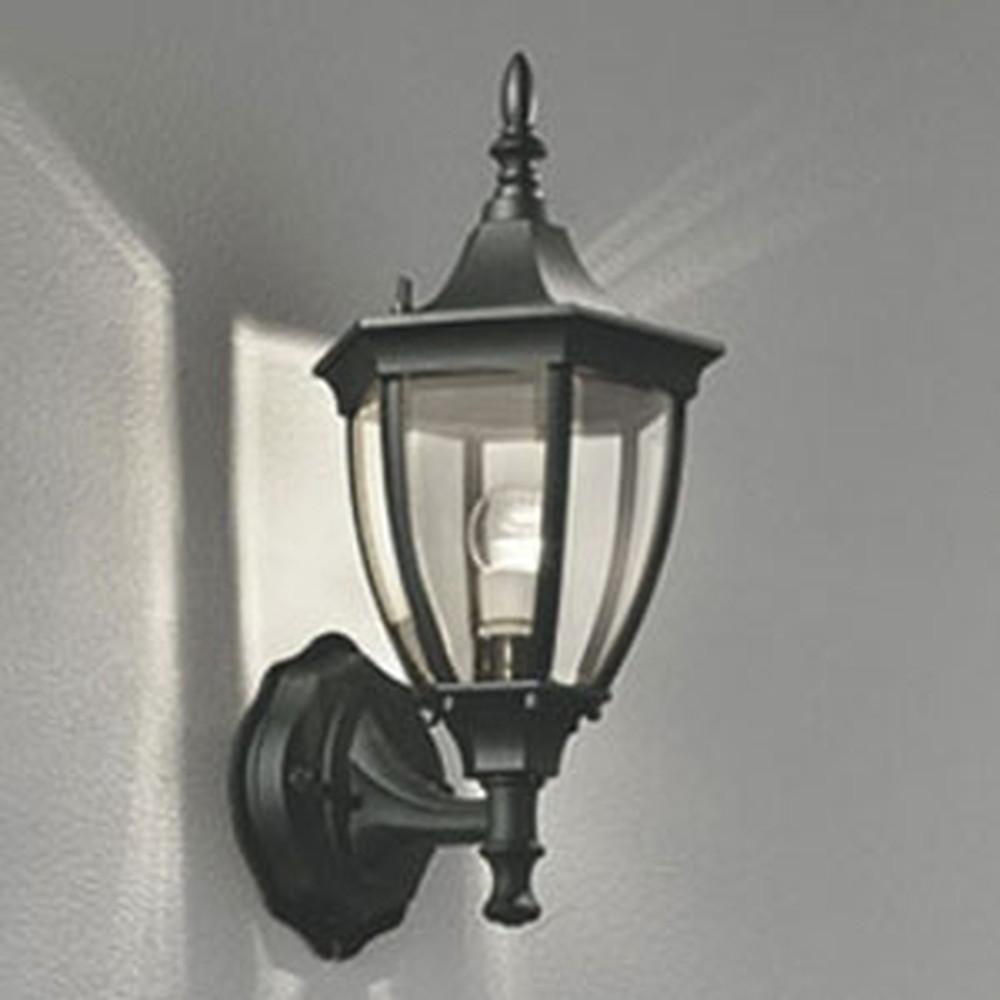 オーデリック LEDポーチライト 防雨型 白熱灯40W相当 電球色 別売センサ対応 OG041659LC