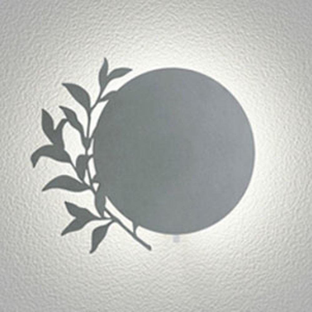 オーデリック LED一体型ポーチライト 《DECO WALL LIGHT》 防雨型 電球色 レモンリーフ OG254375