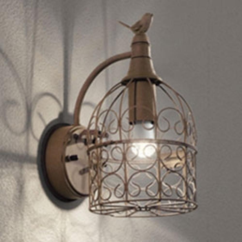 オーデリック LEDポーチライト 防雨型 白熱灯40W相当 電球色 別売センサ対応 鉄鋳物飾付 鉄錆 OG254037LC