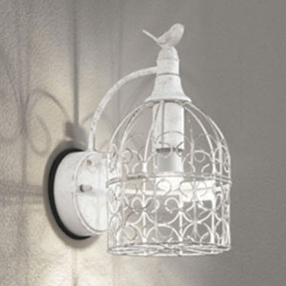 オーデリック LEDポーチライト 防雨型 白熱灯40W相当 電球色 別売センサ対応 鉄鋳物飾付 アイボリー OG254038LC