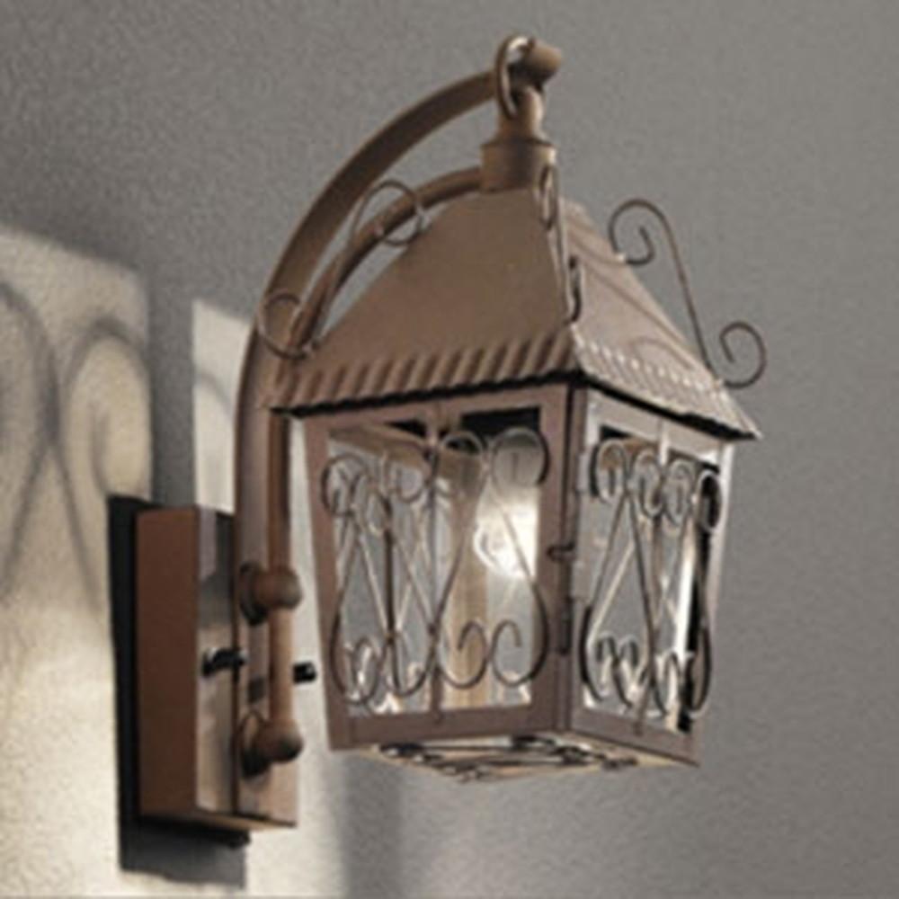 オーデリック LEDポーチライト 防雨型 白熱灯40W相当 電球色 別売センサ対応 鉄錆 OG254039LC