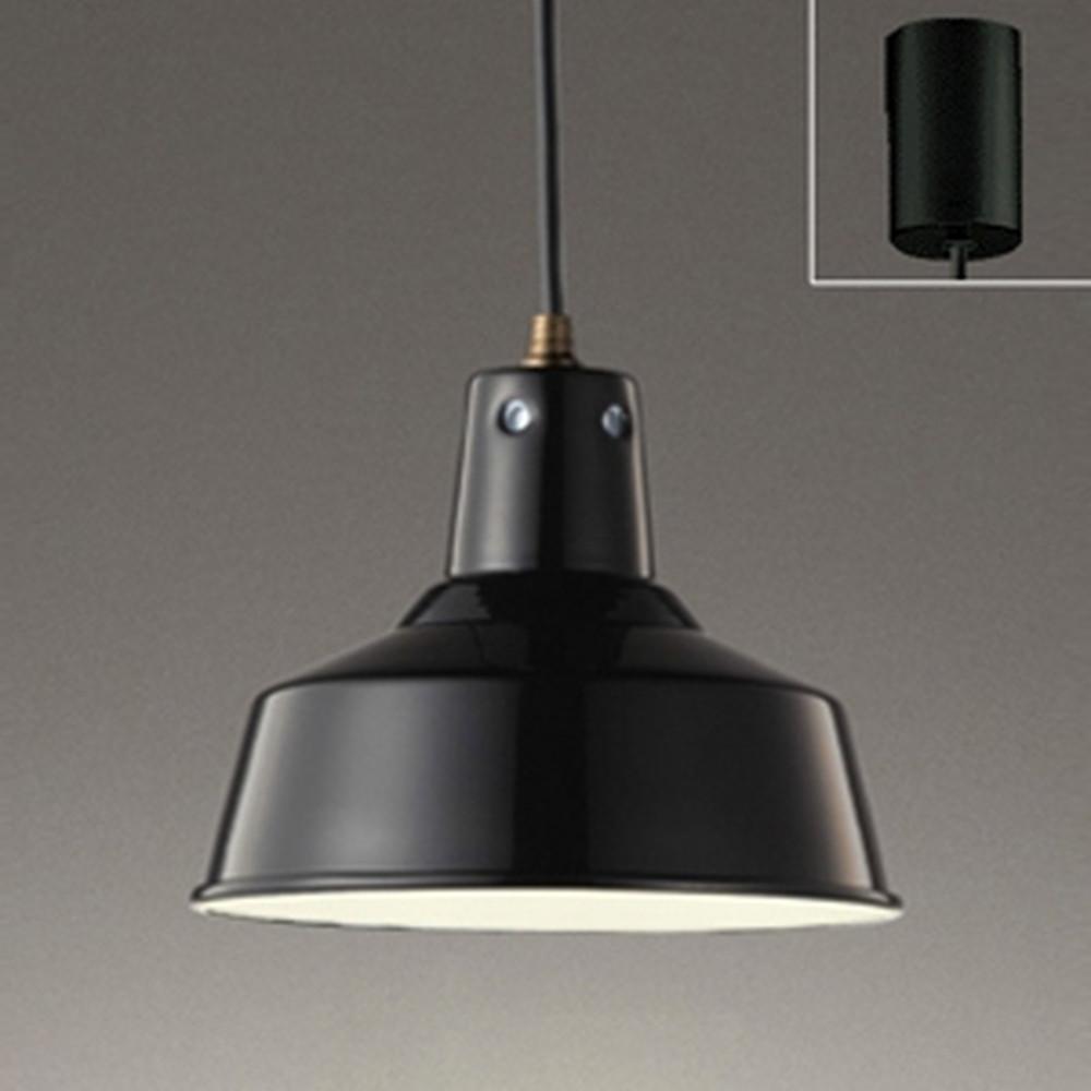 オーデリック LEDペンダントライト 引掛シーリングタイプ 白熱灯100W相当 電球色~昼光色 調光・調色タイプ Bluetooth®対応 黒 OP252326BC