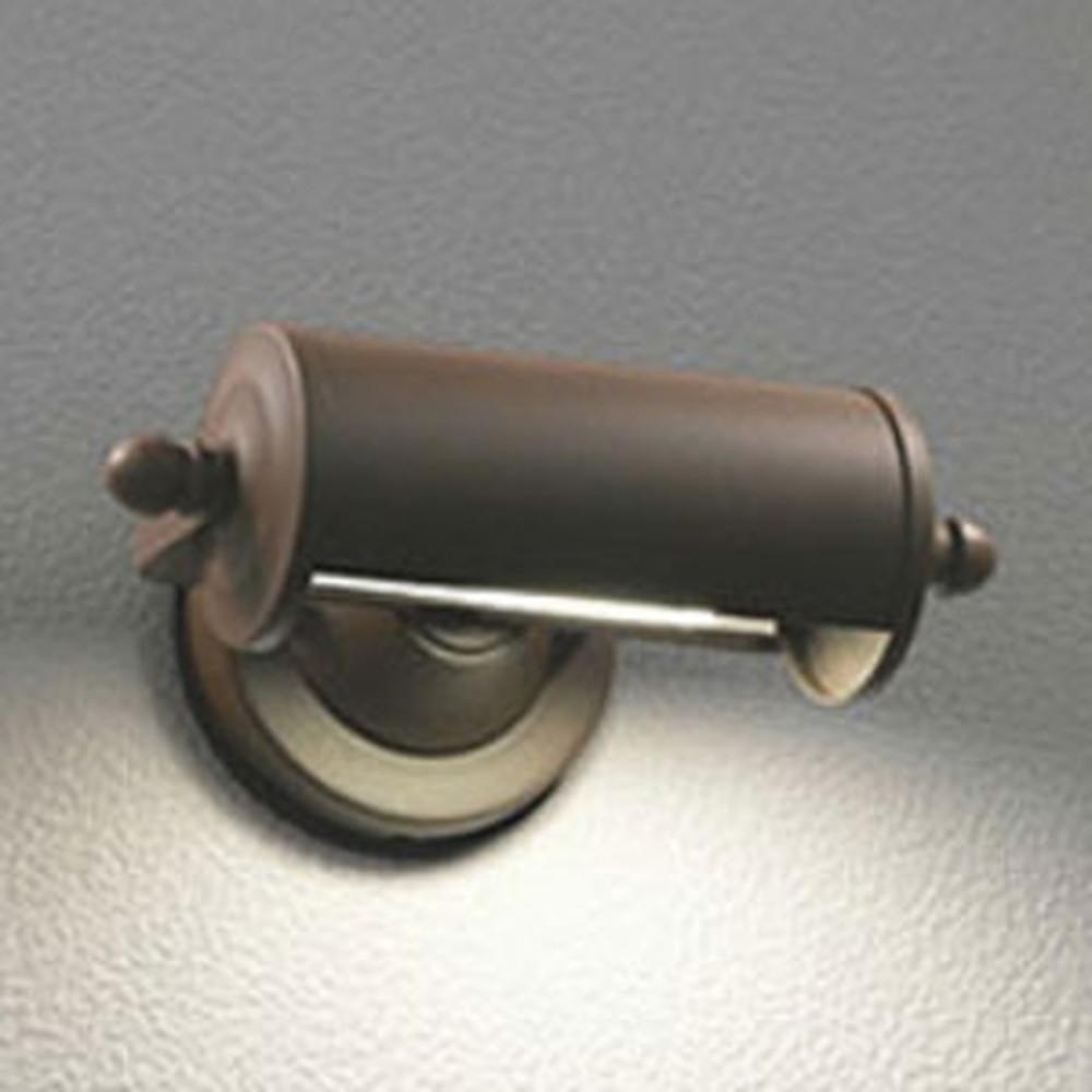 オーデリック LEDブラケットライト 防雨型 白熱灯40W相当 電球色 鉄錆 OG254428LD