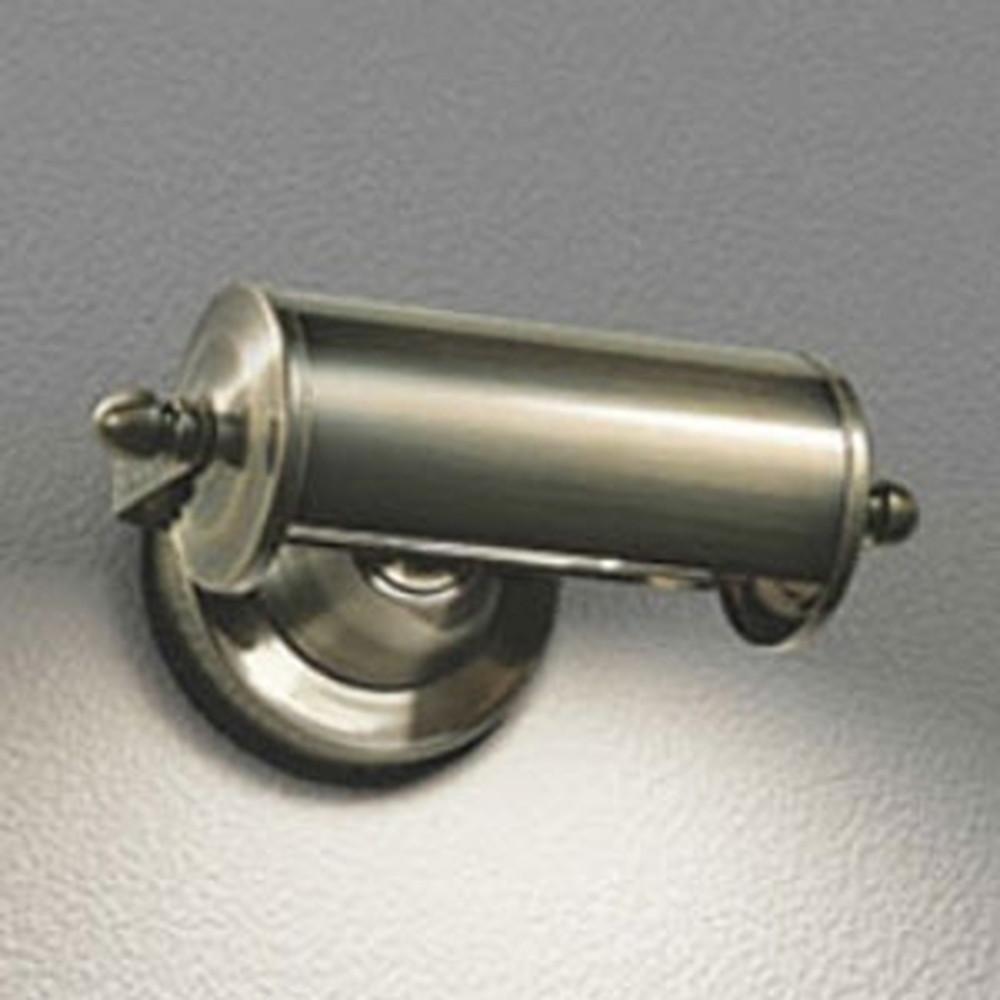 オーデリック LEDブラケットライト 防雨型 白熱灯40W相当 電球色 真鍮ブロンズメッキ OG254427LD