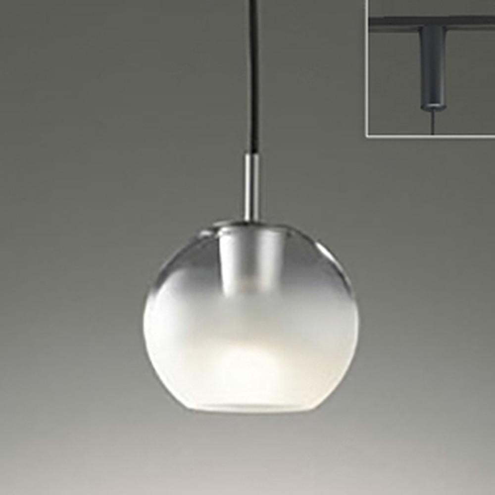 オーデリック LEDペンダントライト 《made in NIPPON》 ライティングレール取付専用 白熱灯60W相当 電球色 OP252303LD