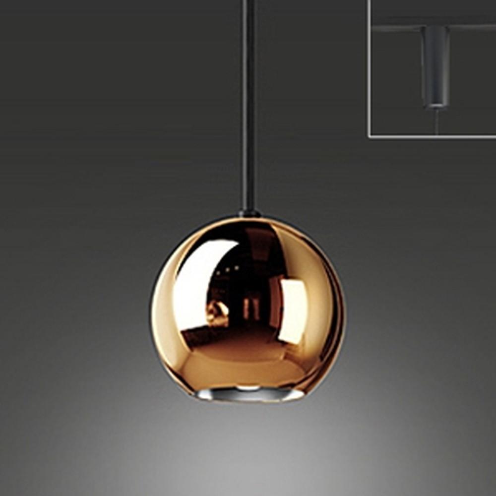 オーデリック LEDペンダントライト ライティングレール取付専用 白熱灯60W相当 電球色 金メッキ OP252316LD