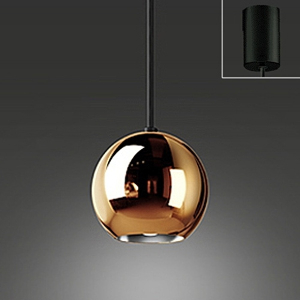 オーデリック LEDペンダントライト 引掛シーリングタイプ 白熱灯60W相当 電球色 金メッキ OP252314LD