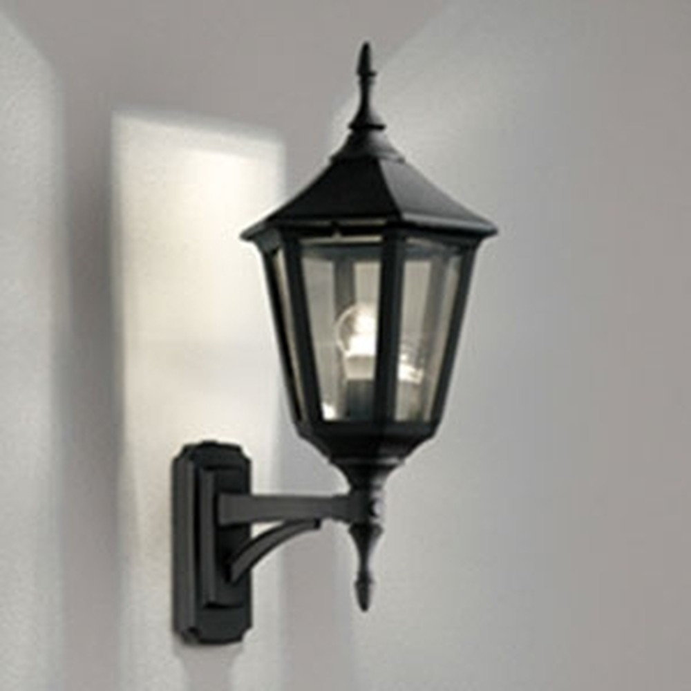オーデリック LEDポーチライト 防雨型 白熱灯40W相当 電球色 別売センサ対応 OG041681LC