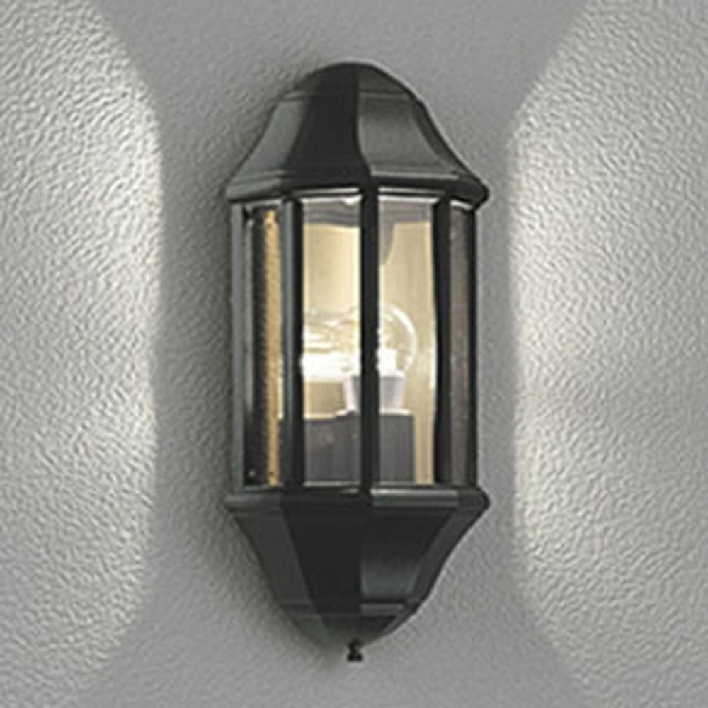オーデリック LEDポーチライト 防雨型 白熱灯40W相当 電球色 別売センサ対応 OG041685LC