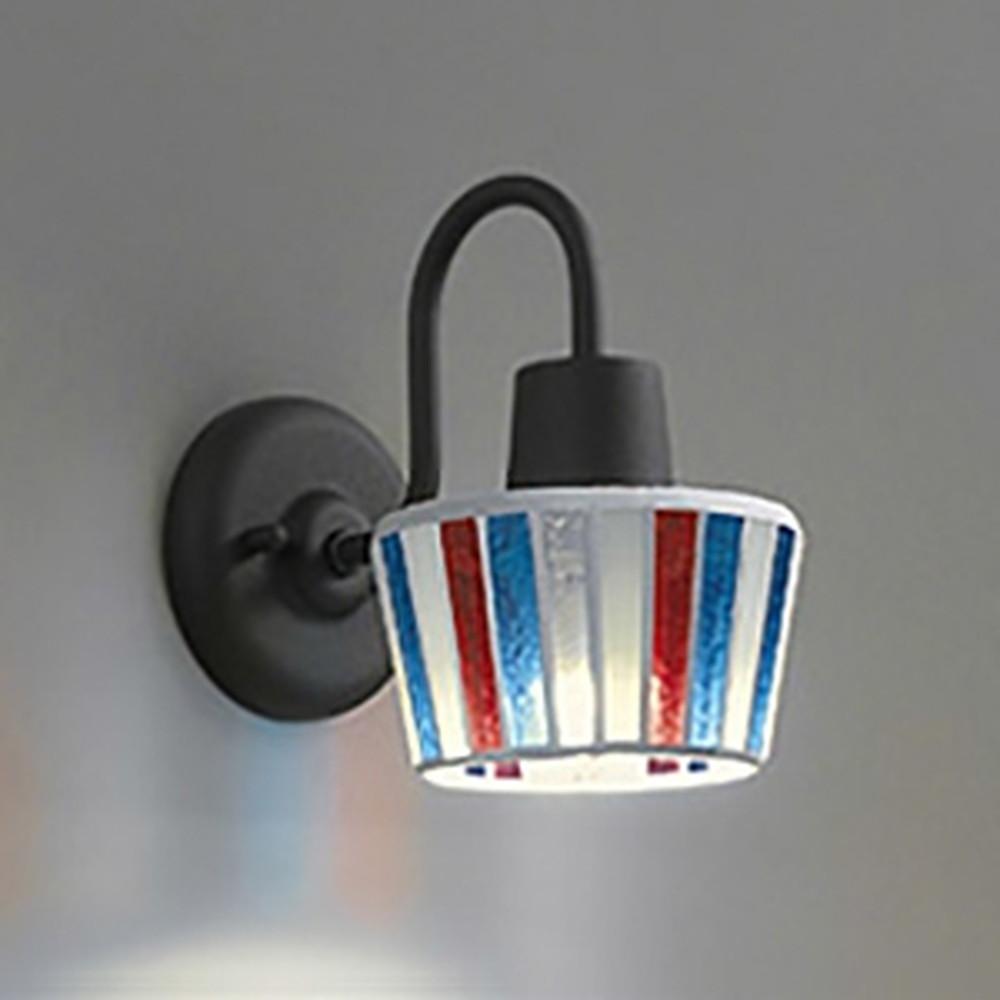 オーデリック LEDブラケットライト 白熱灯60W相当 電球色 OB081047LD