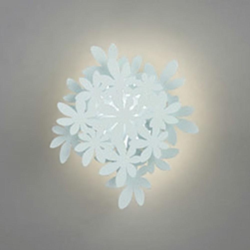 オーデリック LED一体型ブラケットライト 《DECO WALL LIGHT》 上・下向き取付可能 電球色 木漏れ日 OB255050P1