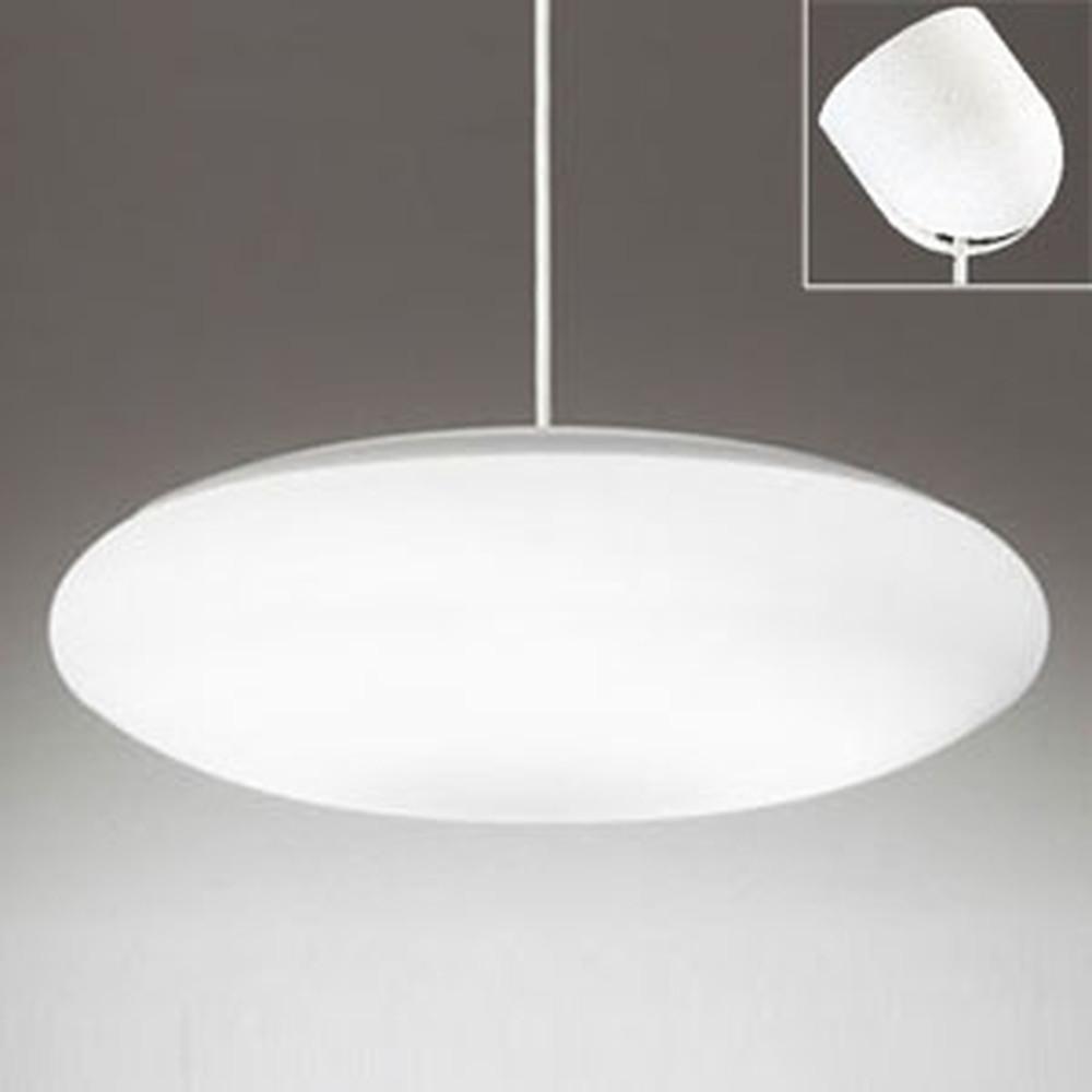 オーデリック LEDペンダントライト ~8畳用 電球色~昼光色 調光・調色タイプ 赤外線リモコン付 OP252429