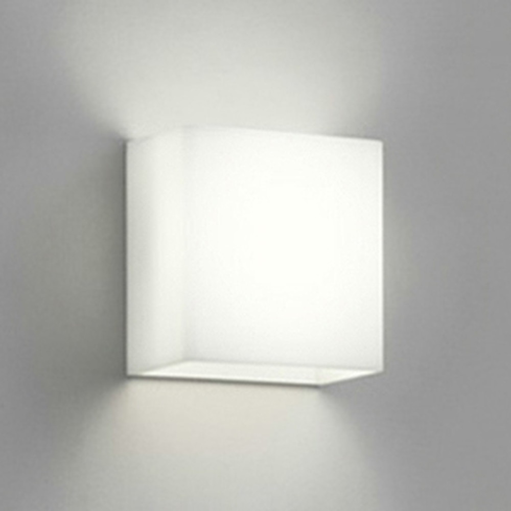 オーデリック LEDブラケットライト 白熱灯60W相当 電球色 調光タイプ OB081034LC
