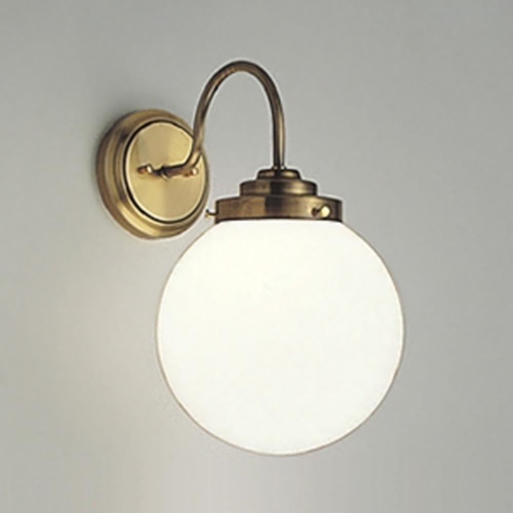 オーデリック LEDブラケットライト 白熱灯60W相当 電球色~昼光色 調光・調色タイプ Bluetooth®対応 OB172611BC