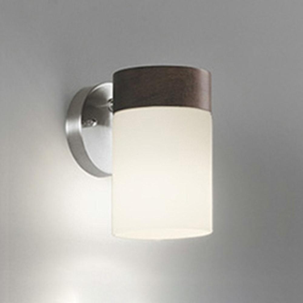オーデリック LEDブラケットライト 上・下向き取付可能 白熱灯60W相当 電球色~昼光色 調光・調色 Bluetooth®対応 エボニーブラウン OB255163BC