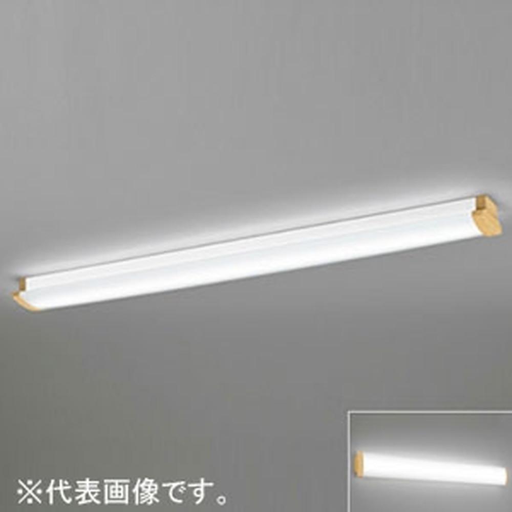 オーデリック LED一体型ブラケットライト 《SOLID LINE》 幅広タイプ 壁面・天井面・傾斜面取付兼用 Hf32W定格出力相当 電球色 木調ナチュラル OL291029P3F