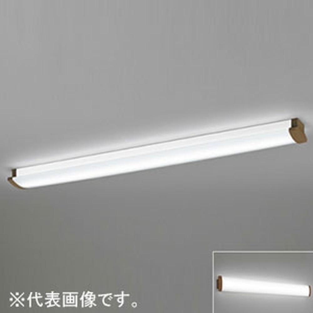 オーデリック LED一体型ブラケットライト 《SOLID LINE》 幅広タイプ 壁面・天井面・傾斜面取付兼用 Hf32W定格出力相当 昼白色 木調ウォールナット OL291031P3B