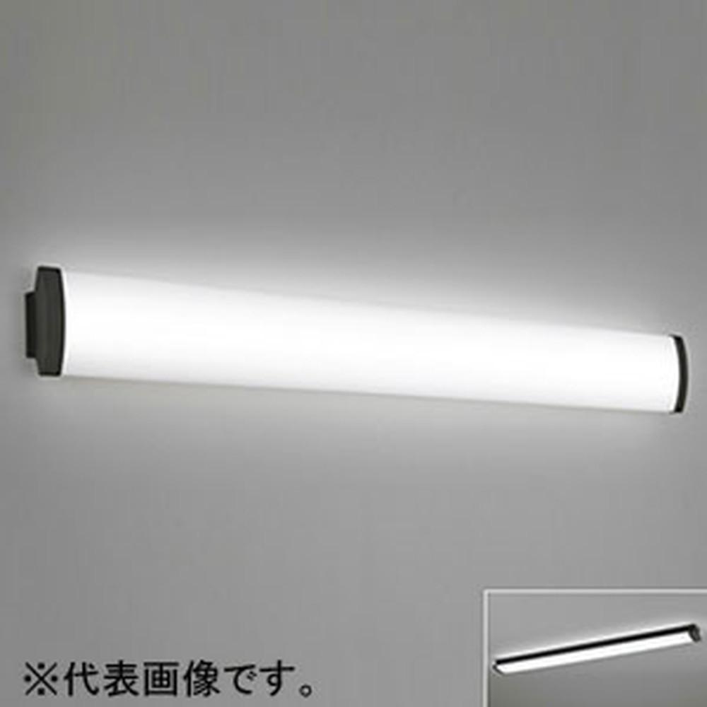 オーデリック LED一体型ブラケットライト 壁面・天井面・傾斜面取付兼用 Hf32W定格出力×2灯相当 電球色~昼光色 調光・調色 Bluetooth®対応 黒 OL291033B4M