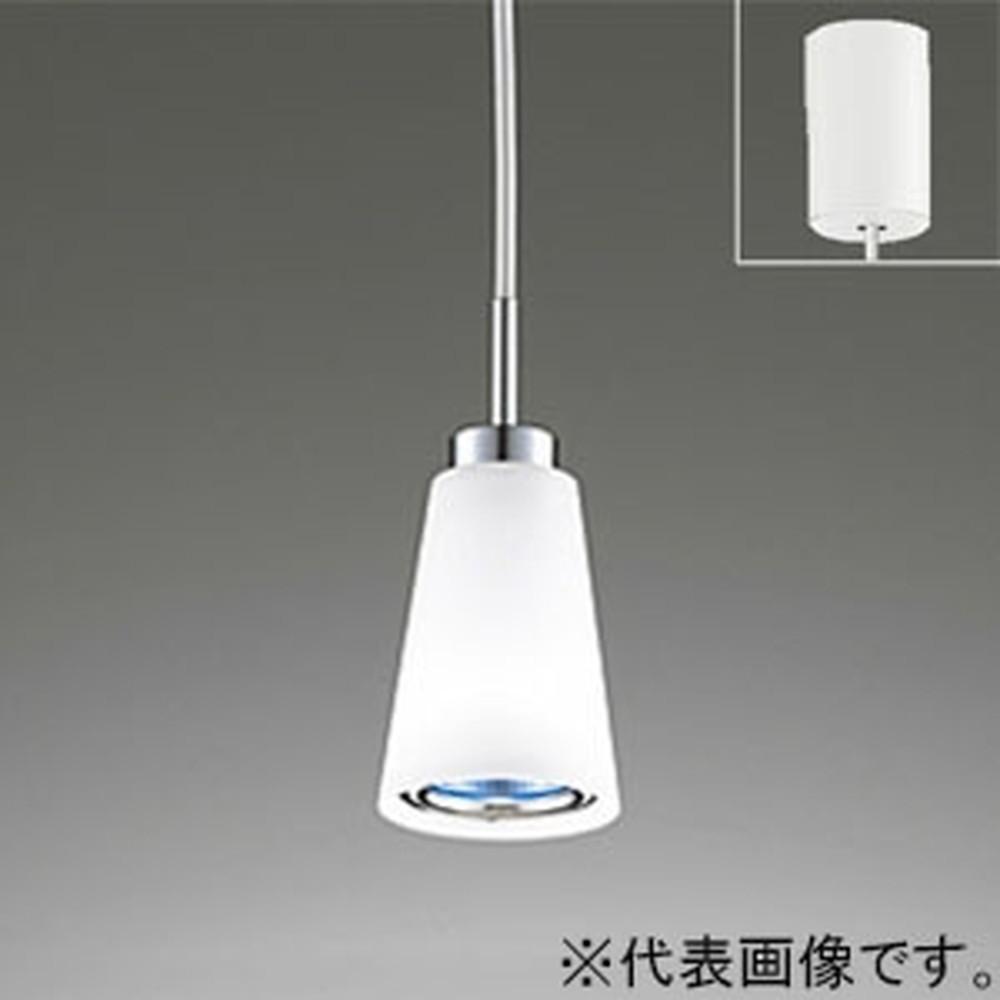 オーデリック LEDペンダントライト 《Le bleu》 引掛シーリングタイプ 白熱灯60W相当 電球色 調光タイプ OP252221LC