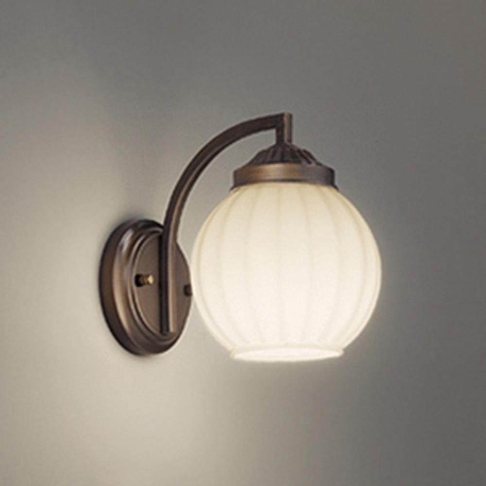 オーデリック LEDブラケットライト 白熱灯60W相当 電球色~昼光色 調光・調色タイプ Bluetooth®対応 OB255167BC