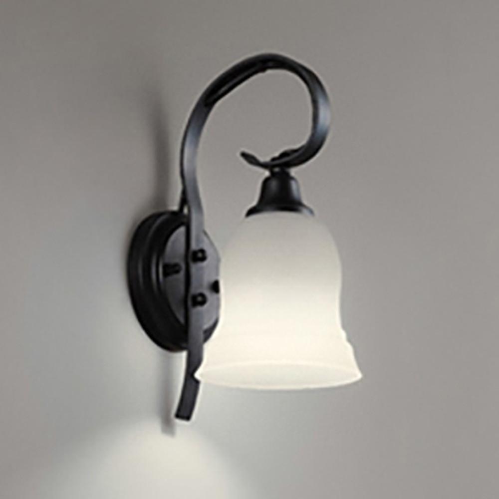 オーデリック LEDブラケットライト 白熱灯60W相当 電球色~昼光色 調光・調色タイプ Bluetooth®対応 OB255168BC