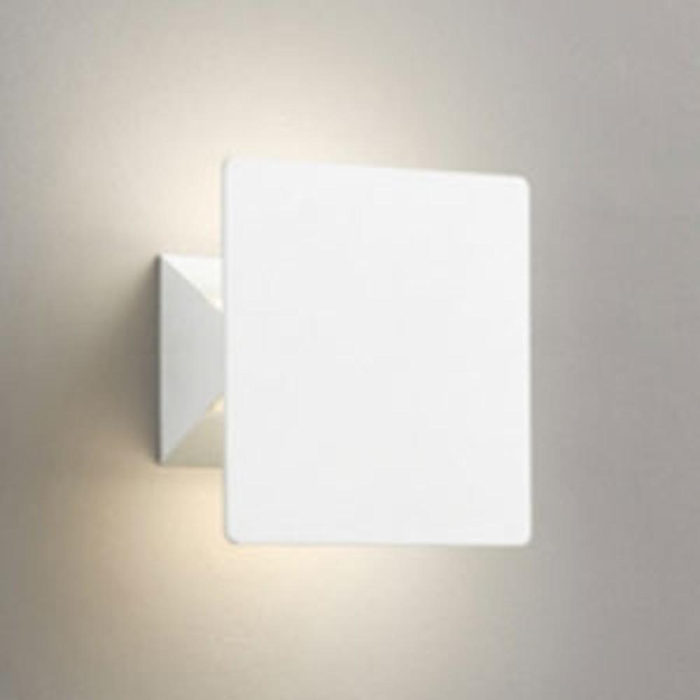 オーデリック LED一体型ブラケットライト 白熱灯40W相当 電球色 OB255183