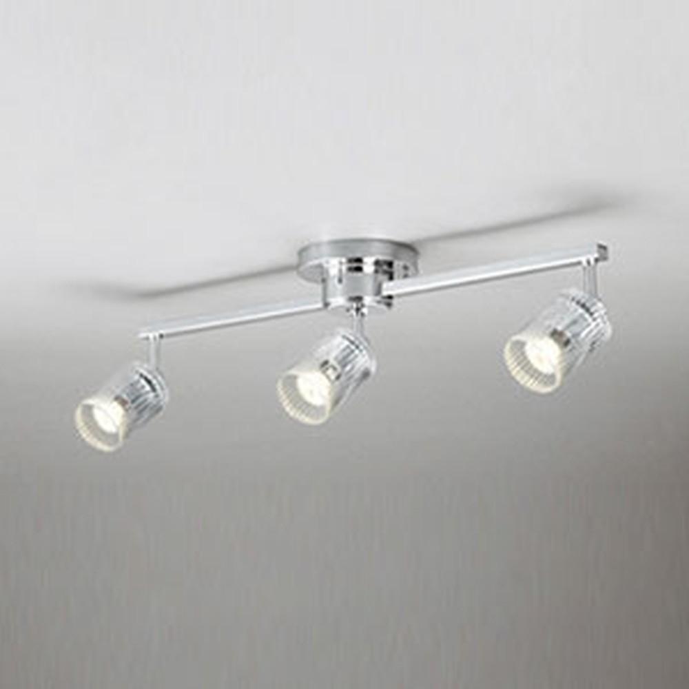 オーデリック LEDスポットライト JDR50W/40W×3灯相当 E11口金 調光タイプ ランプ別売 OC257103