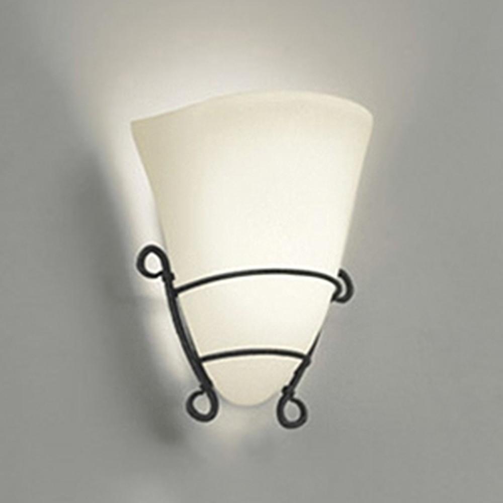 オーデリック LEDブラケットライト 白熱灯60W相当 電球色⇔昼白色 光色切替調光タイプ OB080385PC