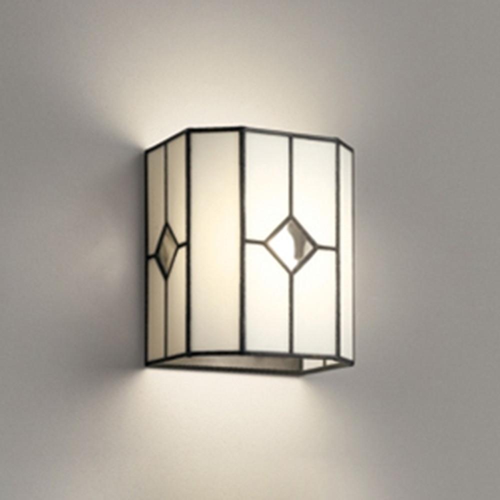 オーデリック LEDブラケットライト 白熱灯60W相当 電球色⇔昼白色 光色切替調光タイプ OB255161PC
