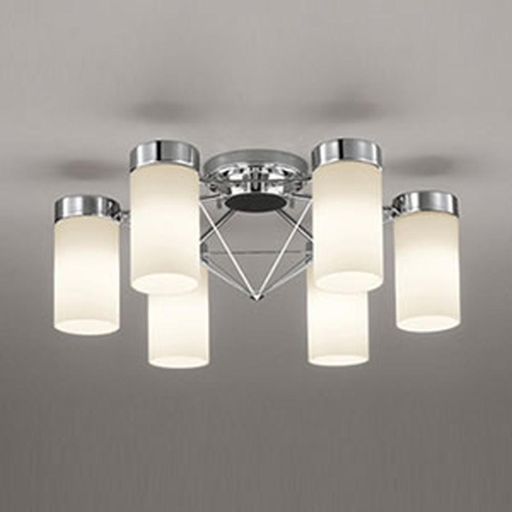 オーデリック LEDシャンデリア ~4.5畳用 電球色~昼光色 フルカラー調光・調色タイプ Bluetooth®対応 OC257089BR