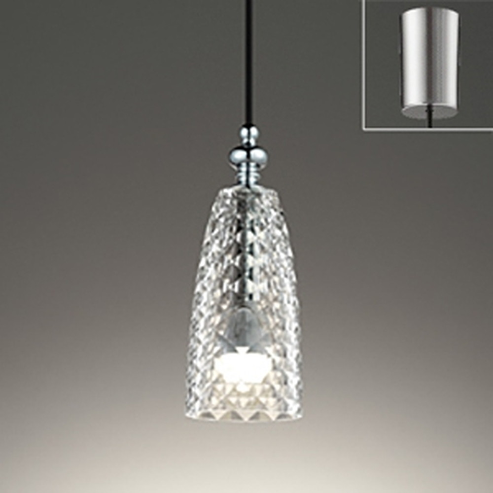 オーデリック LEDペンダントライト 引掛シーリングタイプ 白熱灯60W相当 電球色⇔昼白色 光色切替調光タイプ OP252469PC