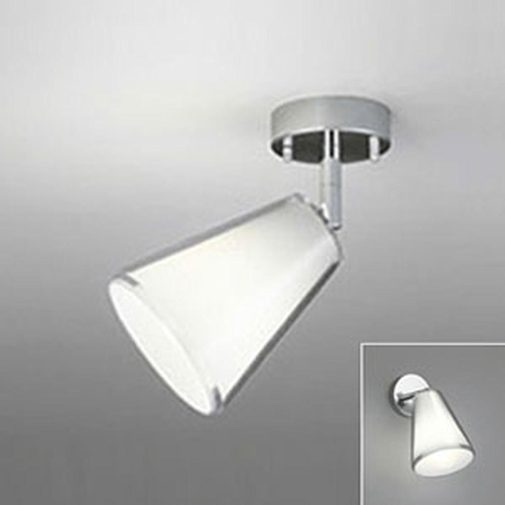 オーデリック LEDスポットライト フレンジタイプ 壁面・天井面・傾斜面取付兼用 白熱灯100W相当 電球色~昼光色 配光角133° 調光・調色 Bluetooth®対応 OS047299BC