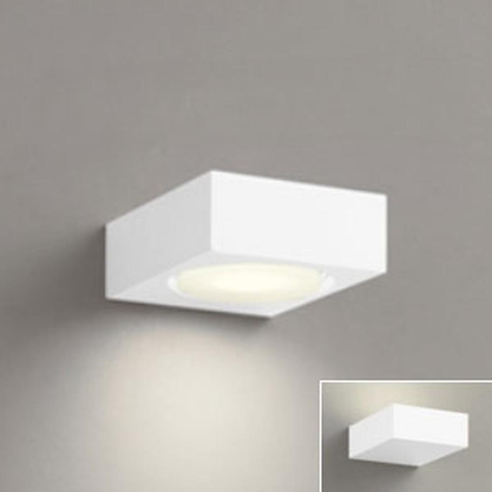 オーデリック LEDブラケットライト 壁面・天井面・傾斜面取付兼用 上・下・縦向き取付可能 白熱灯60W相当 電球色~昼光色 フルカラー調光・調色 Bluetooth®対応 OB255028BR