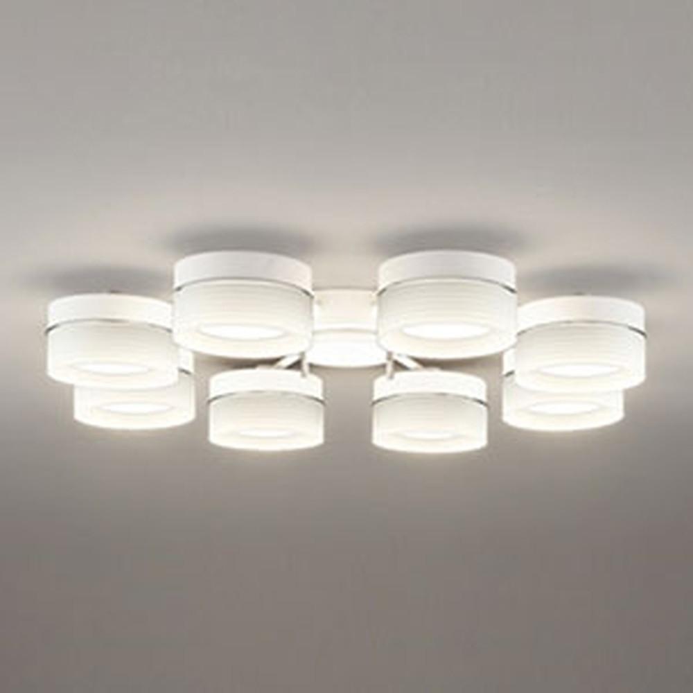 オーデリック LEDシャンデリア ~10畳用 電球色~昼光色 フルカラー調光・調色タイプ Bluetooth®対応 OC257014BR
