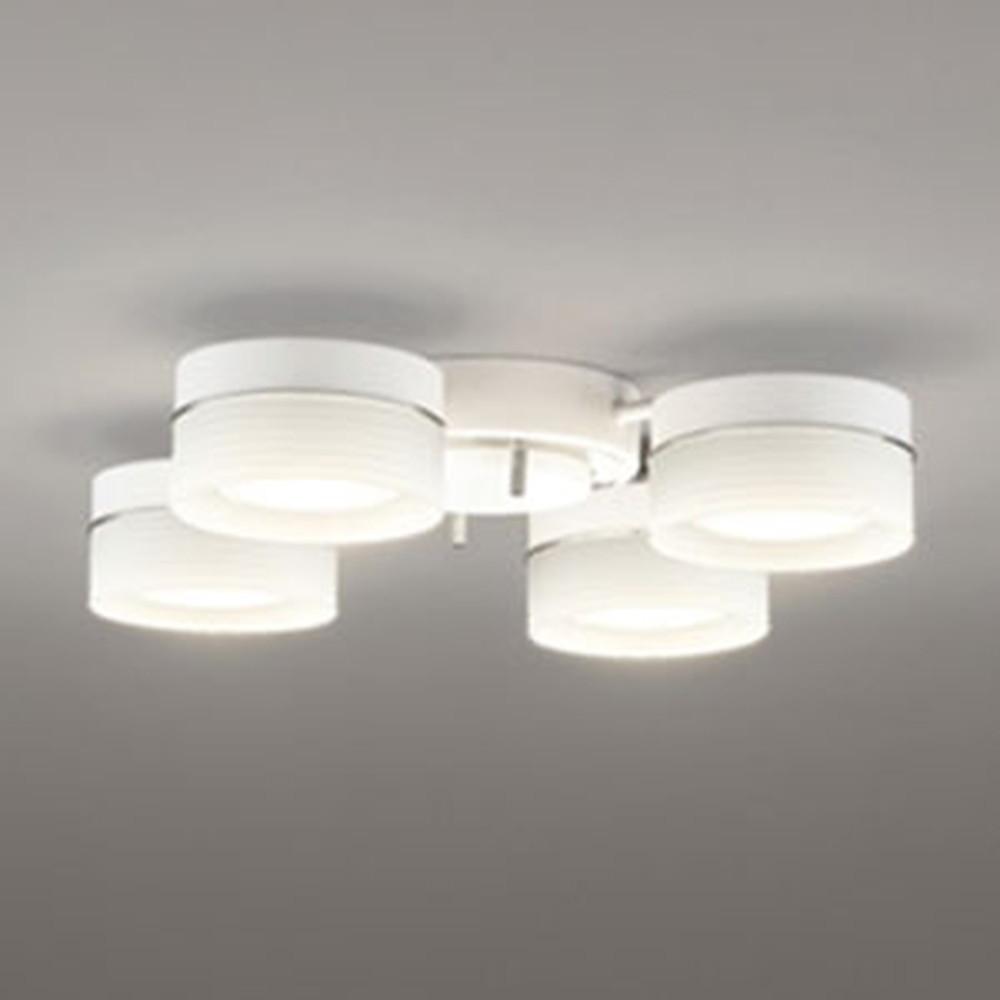 オーデリック LEDシャンデリア ~4.5畳用 電球色~昼光色 フルカラー調光・調色タイプ Bluetooth®対応 OC257017BR