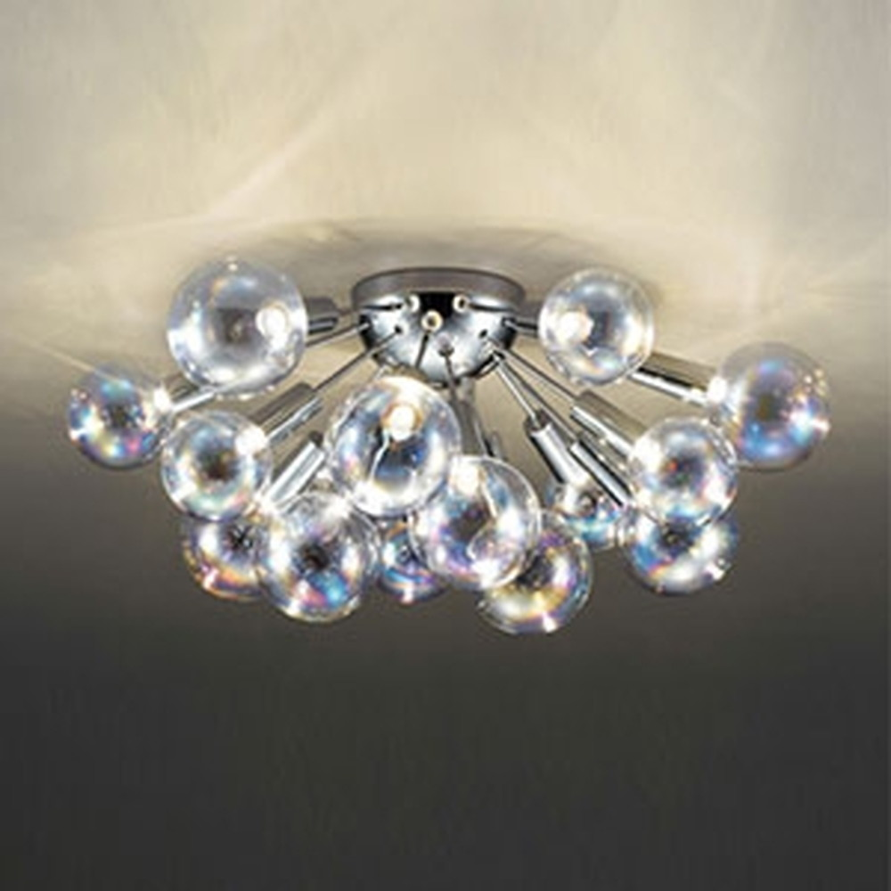 オーデリック LEDシャンデリア ~10畳用 3W×15灯タイプ 電球色 OC257115LD