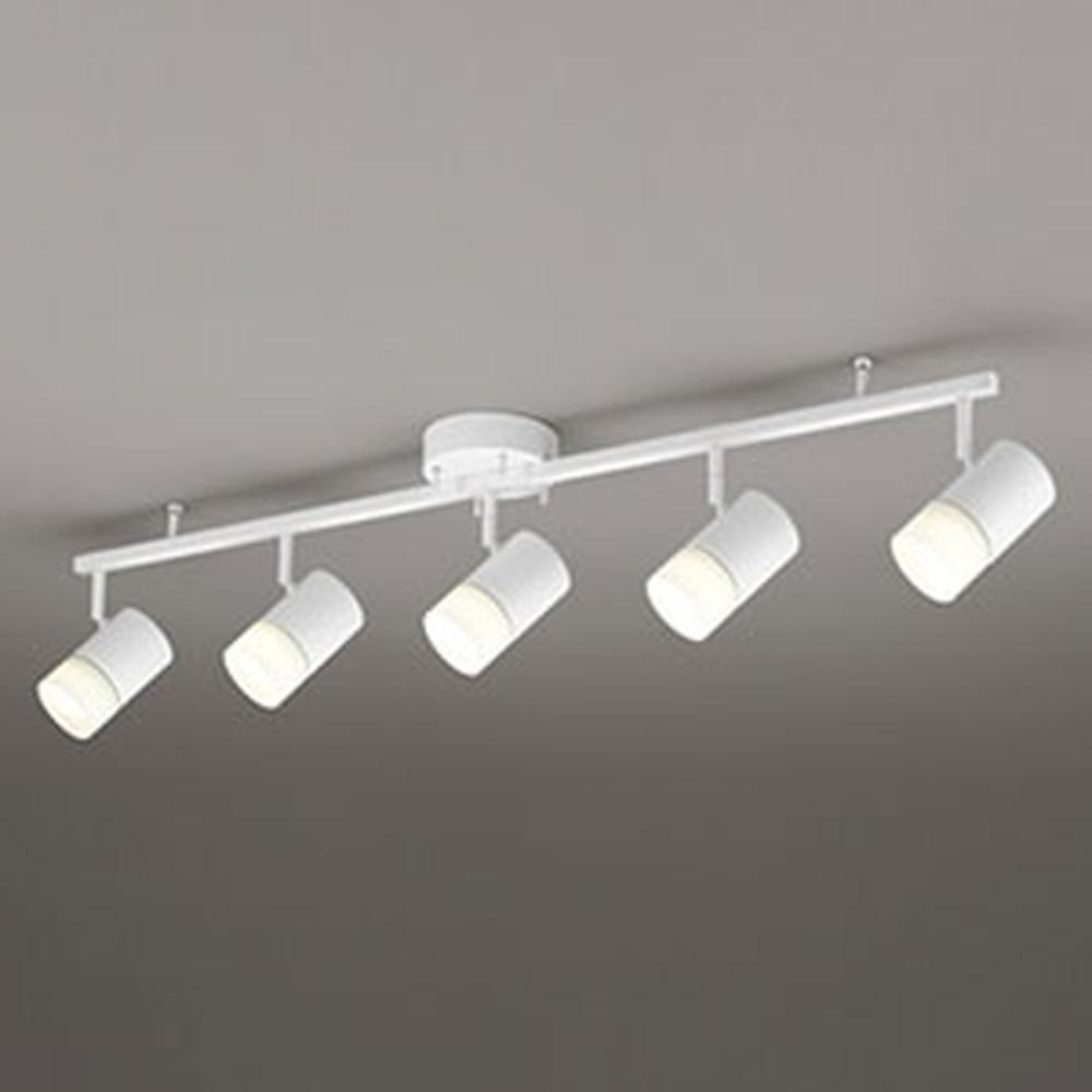 オーデリック LEDスポットライト ~6畳用 5灯タイプ 電球色~昼光色 フルカラー調光・調色タイプ Bluetooth®対応 OC257123BR